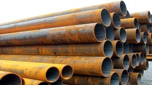 天津大无缝钢管厂|钢结构用Q345B无缝钢管
