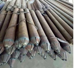 天津大无缝钢管厂|天津钢铁集团-钢花管