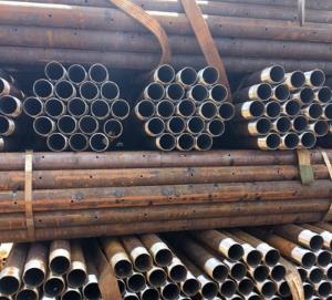 天津大无缝钢管厂|隧道钢花管
